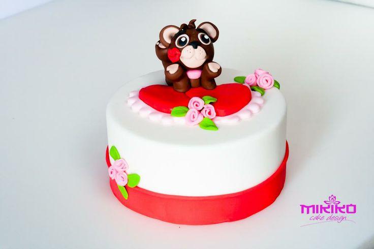 Stupisci la tua dolce metà con questa torta decorata con la PDZ, segui il tutorial passo passo di questo articolo!