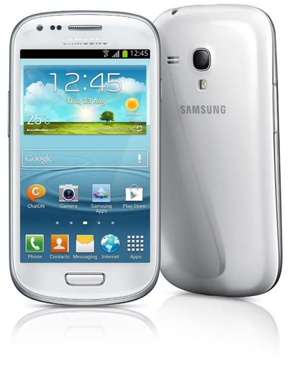 Samsung Galaxy S3 Mini Android 4.1 Jelly Bean Smartphone