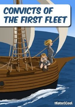 Who were the convicts aboard the First Fleet? This classroom poster and related activities will help your students answer just that!Use the Convicts of the First Fleet Poster & Resource Bundle to engage your students in a wider study of Australia's colonial past or Australia Day.This resource is delivered as a PDF in A4 size, and the classroom poster is delivered in A2 size, but it can be resized for printing.So, what's included?