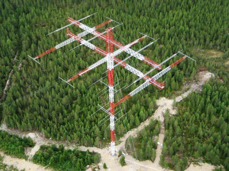World's largest amateur radio antenna . | WorldwideDX ...