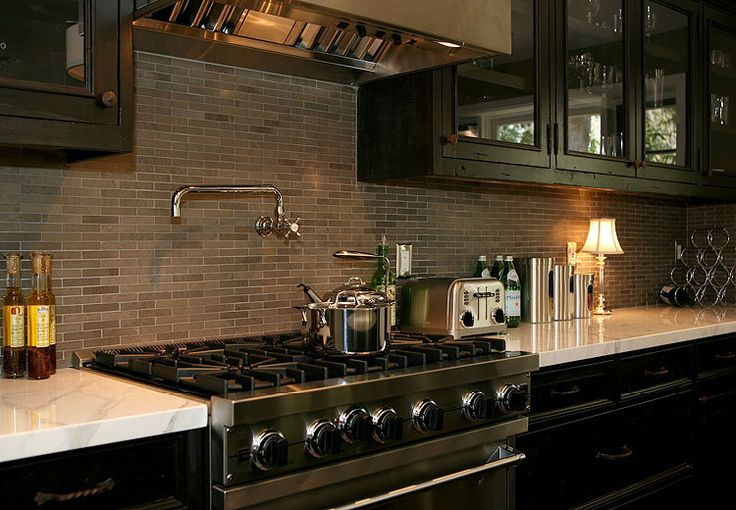 Jeff Lewis Design   Kitchen At Valley Oak