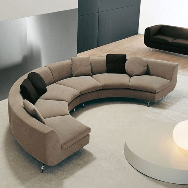 Best 25+ Round Sofa Ideas On Pinterest