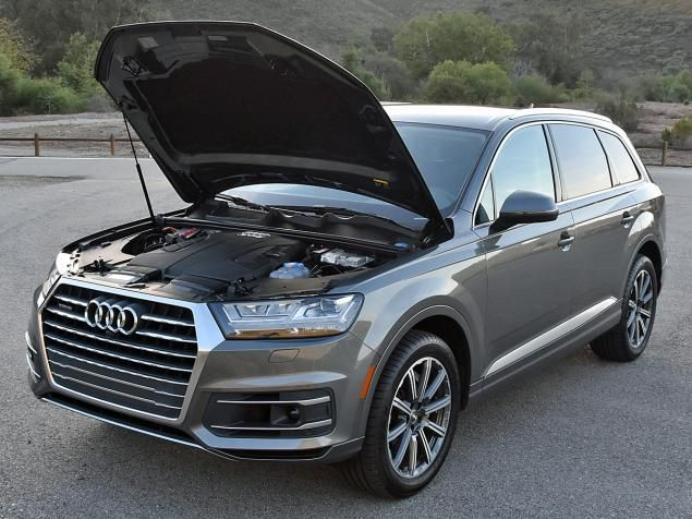 Pros and Cons Review: 2017 Audi Q7 redesign is a resounding success. Mostly. – Very beautiful