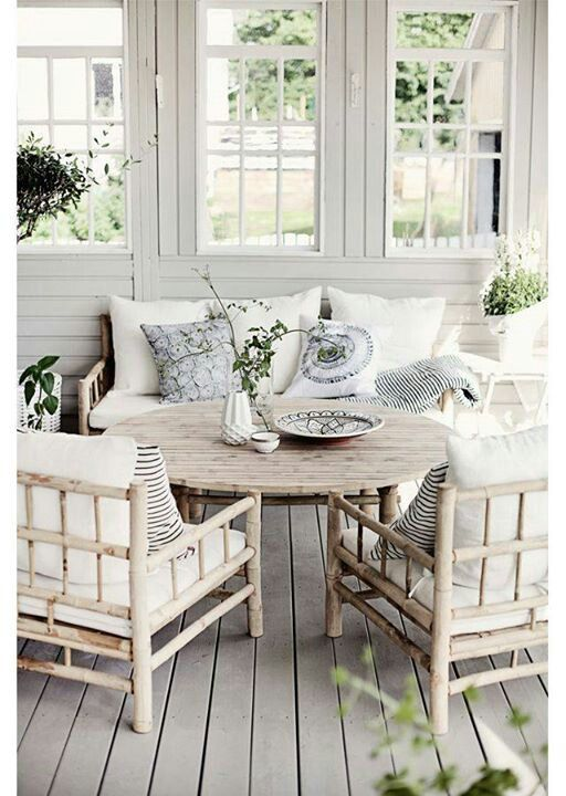porch - nautical neutrals ?