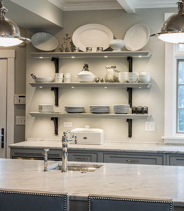 Rockport Gray Kitchen: 25+ Best Ideas About Gray Kitchen Countertops On Pinterest