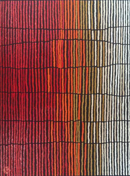 Kurun Warun ~ Body Paint, 2015