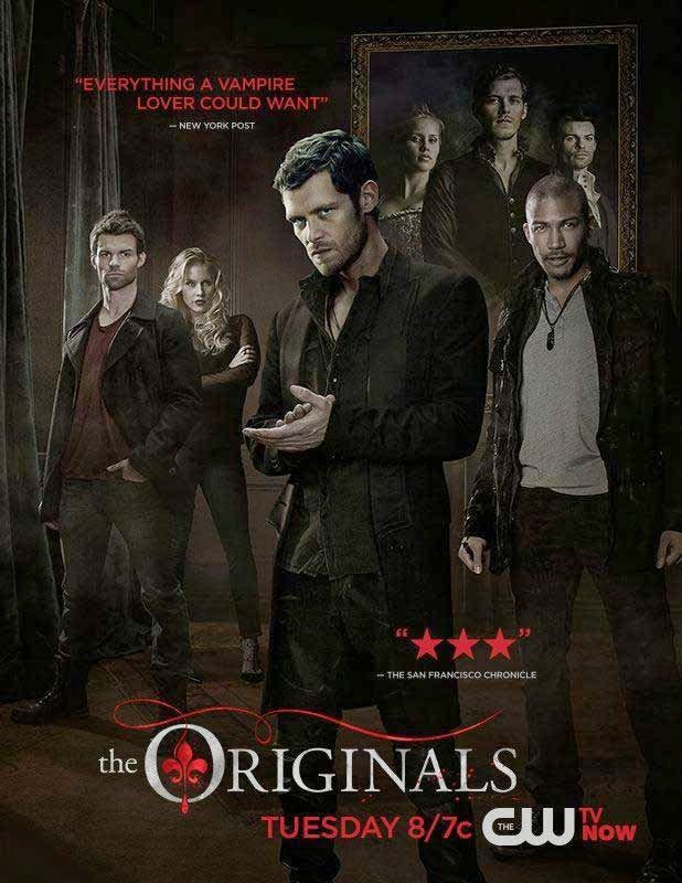 The Originals S04E13 – The Feast of All Sinners