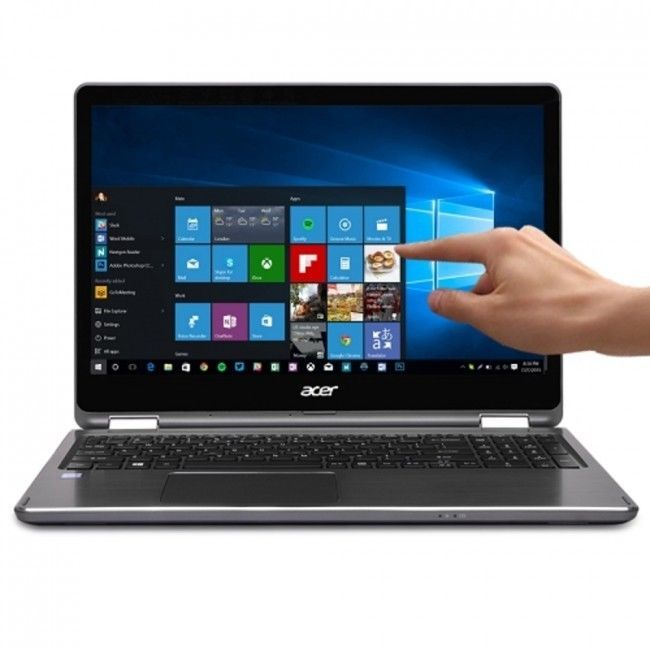Acer Aspire R5 571T 57Z0 Touchscreen Core i5 7200U Dual Core PC Laptop Notebook #Acer