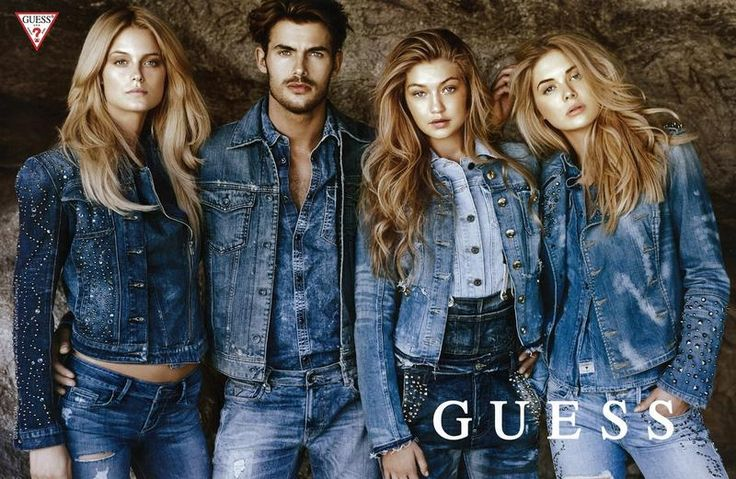 Guess - Guess Campaign Fall 2013 Campaign and Lookbook