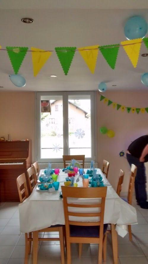 Les 25 meilleures id es de la cat gorie ballons bleus sur for Decoration maison chasse