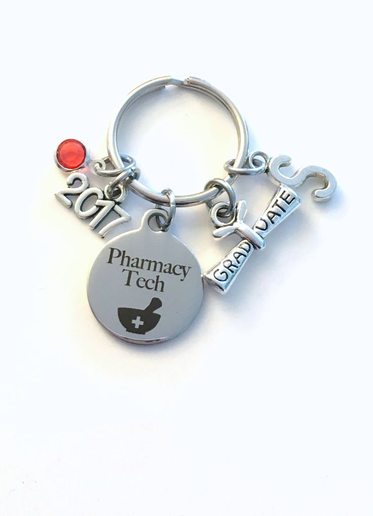 184 best Graduation Key Chain images on Pinterest Key chains - pharmacy technician letter