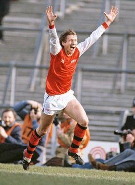 Vladimir Petrovic Arsenal 1982