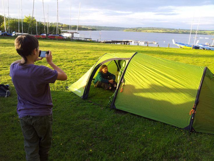 Camping @Roadford. May,2014