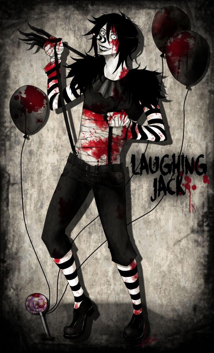 Who is Laughing Jack? by Trostlosigkeit on DeviantArt
