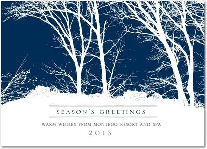 249 best christmas cards images on pinterest custom christmas blue and white snowy trees seasons greetings christmas cards christmas cards by design business christmas cardscustom colourmoves