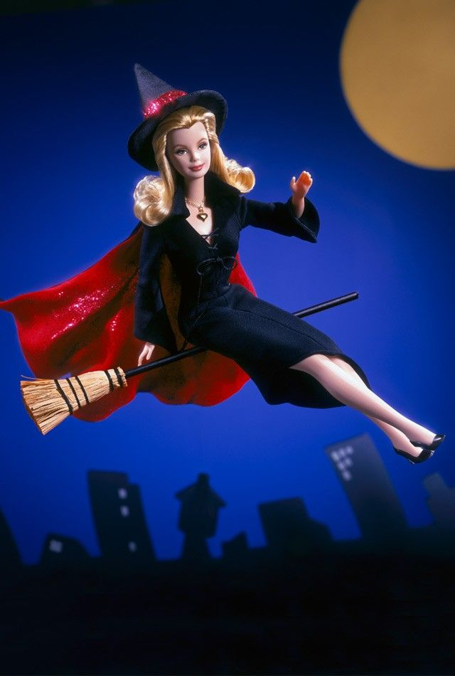 Barbie® Doll as Samantha from Bewitched™ | Barbie Collector