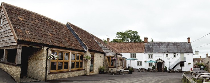The Old Inn, Holton, near Wincanton. Unpretentious good food at a decent price. Lovely old building in idyllic village. And close enough to the allotment to get quite a bit of business from us I suspect!