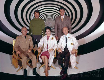 Time Tunnel - loved this show in the sixties. This is the first episode - The Titanic. This was the 60s predecessor to Quantum Leap.