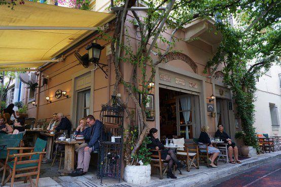 Plaka neighborhood, Athens