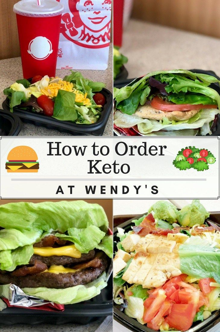 9 Diet Expert-Approved Orders at Wendy's