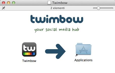 Twimbow for Mac