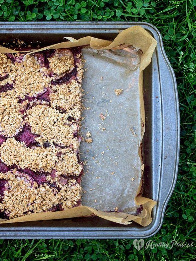 plum cake / pastel de ciruela