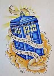 Image result for doctor who painting ideas