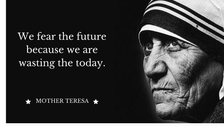 On the Road to Sainthood: 10 Mother Teresa Quotes to Inspire You ...