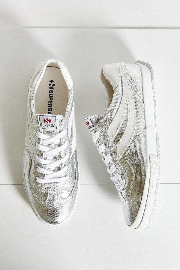 Superga 2832 Cotmetw Metallic Sneaker