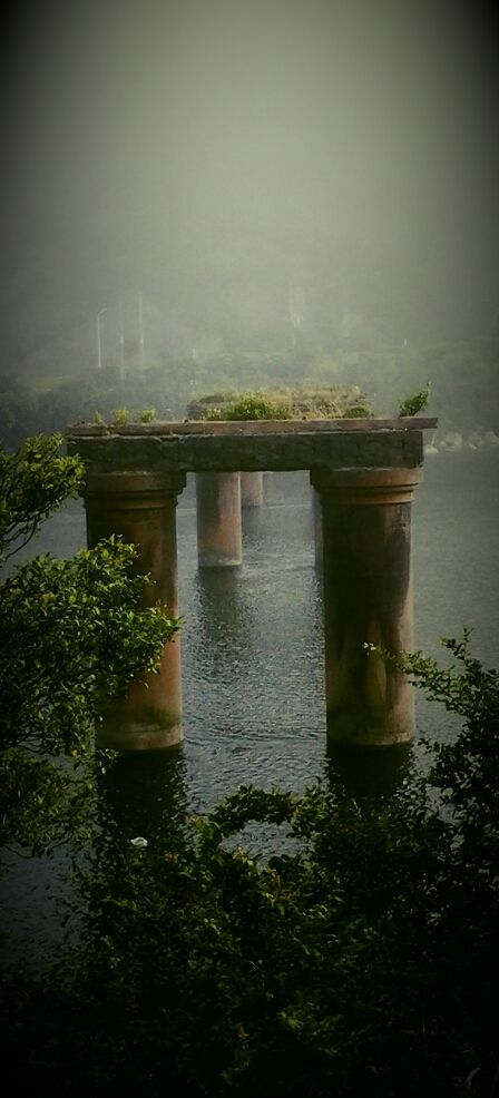 Old Rail Bridge...Greymouth West Coast, South Island, New Zealand