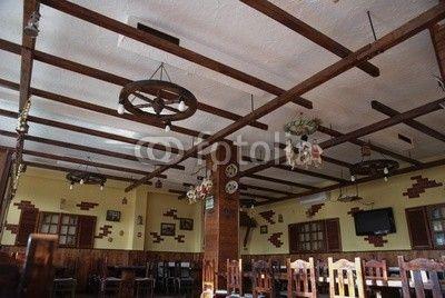 Pizzeria Palmier - interior view - http://www.pizzeria-palmier.ro/