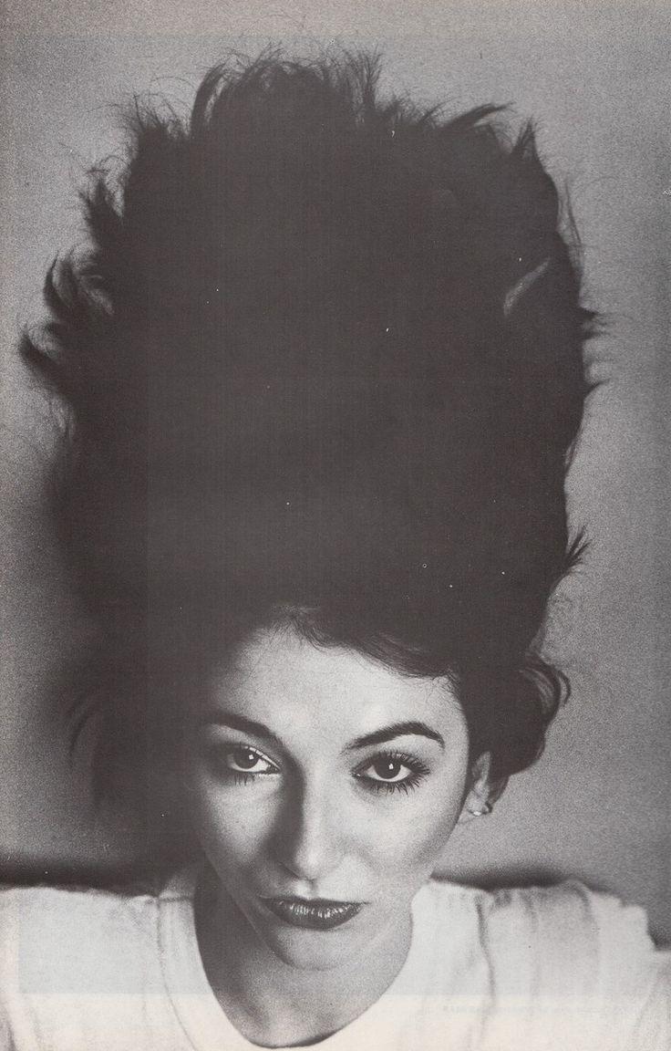 Kate Bush (Anton Corbijn, 1981)