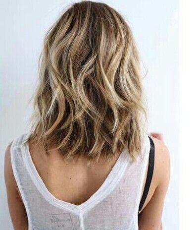 choppy layered bob hair style for shoulder length hair
