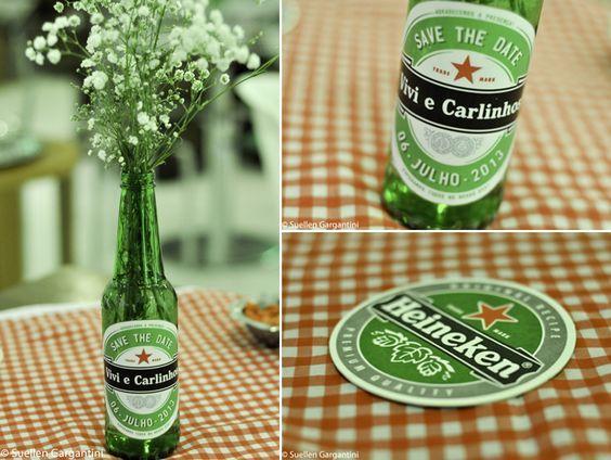 Suellen Gargantini {Fotografia}: Chá Bar Heineken   Vivi e do Carlinhos