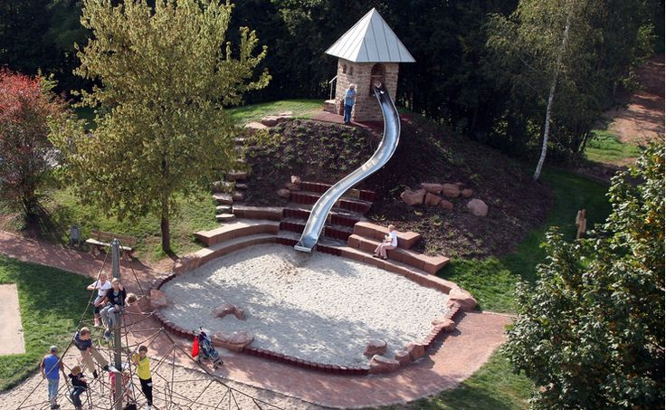 481 best outdoor play area images on Pinterest | Backyard ...