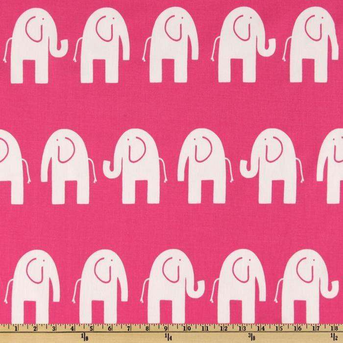 1000 Ideas About Elephant Fabric On Pinterest Elephant