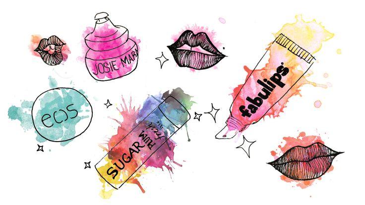 Lo mejor para labios hidratados.