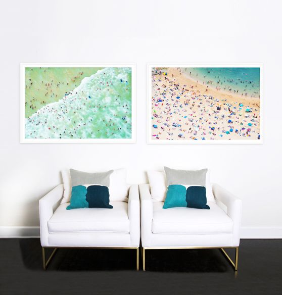 The Power of Pairs - featuring 'Coogee Wave' and 'Manly Beach Sunbathers'