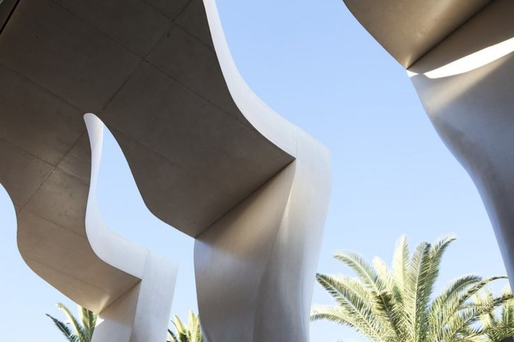 Jean Cocteau Museum // Rudy Ricciotti.