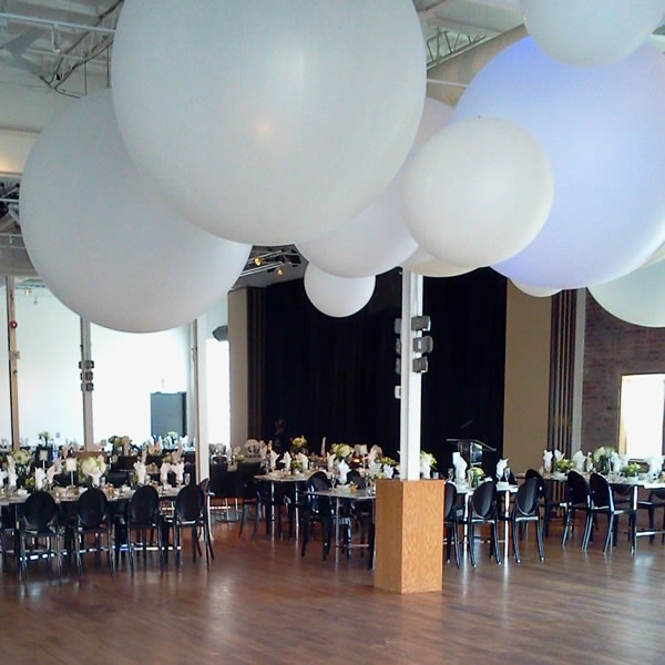 Giant Latex Balloons Ceiling Decor Event Decor Direct