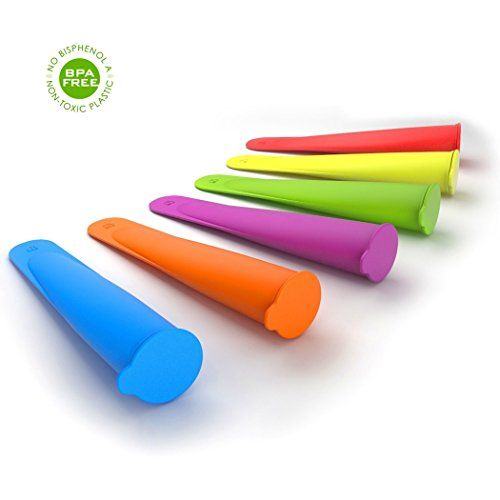 FoodWorks - Silicone Ice Pop Maker Molds / Popsicle Molds - Set of 6 FoodWorks http://www.amazon.com/dp/B00D9HQ30W/ref=cm_sw_r_pi_dp_C.xOub14QS14M