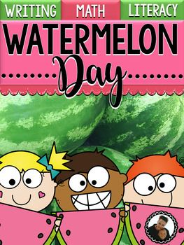 This resource is a celebration of watermelons! Perfect for anytime of the year or for end of the year theme-days, your students will love interacting with the activities in this unit. Included is: ~Watermelon Informational Article (color and black and white) ~Follow-up Comprehension Printable ~Watermelon Fun Facts Informational Article (color