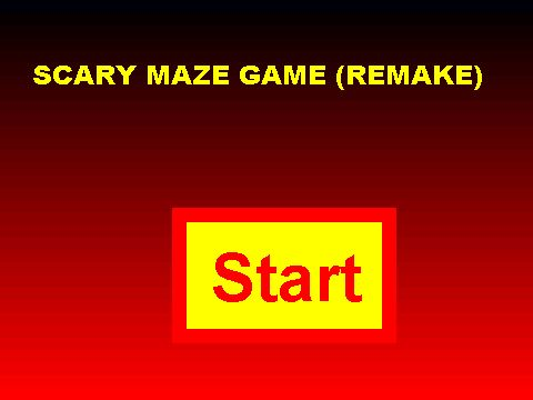 Many call Scary Maze Game is a game of fear, but is known as the Exorcist Scary Maze.