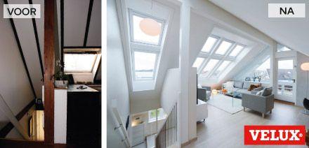 Maak kans op een VELUX make-over voor je huis t.w.v. 25.000 euro! - Lang Leve Je Huis