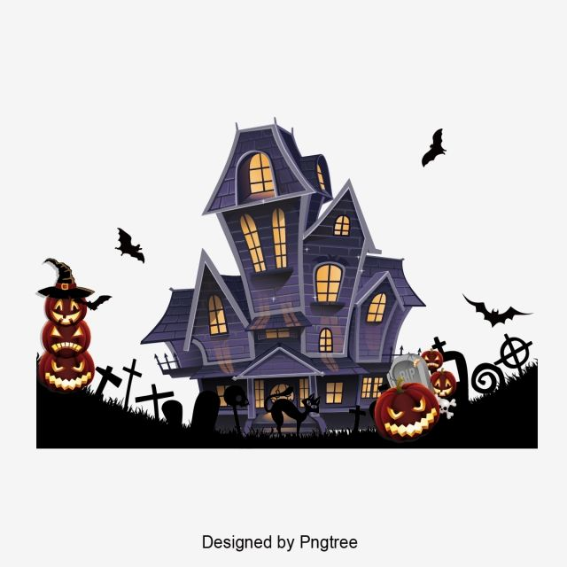 Simple Cartoon Halloween Design Pattern Simple Cartoon Halloween Cartoons Free Graphic Design