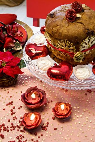 Oltre 25 fantastiche idee su candele di natale su - Decorazioni invernali fai da te ...