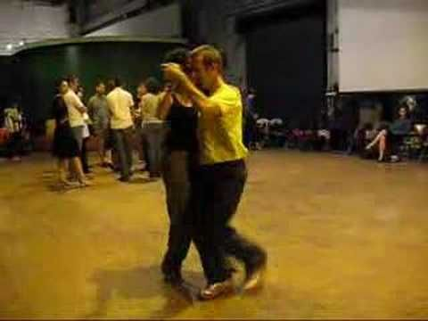 Tango Lesson:  Change of Direction