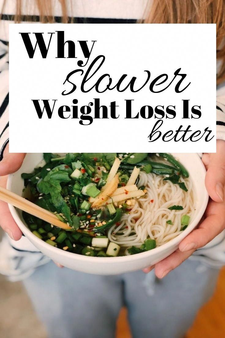 Pin On Slow Weight Loss Plan