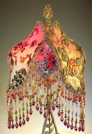202 best victorian lamps images on pinterest victorian lamps nightshades exquisite one of a kind antique and vintage fabric lampshades on period lamp bases with hand beaded fringe mozeypictures Image collections