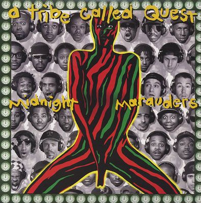 tribe called quest midnight marauders a five mic album back when 5 mics meant something